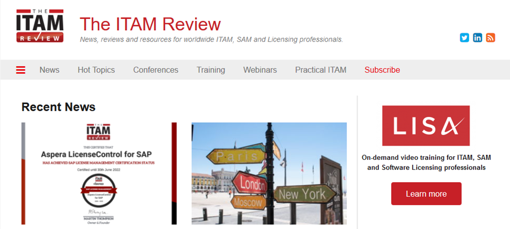 ITAM - OpenLM Top Resources for License Management