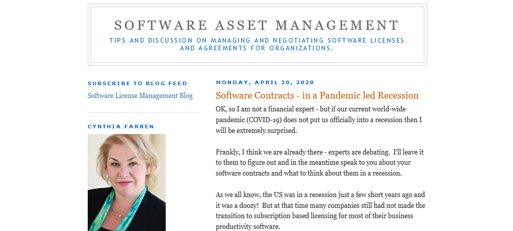 Software Asset Management - Blog - OpenLM Top Resources for License Management
